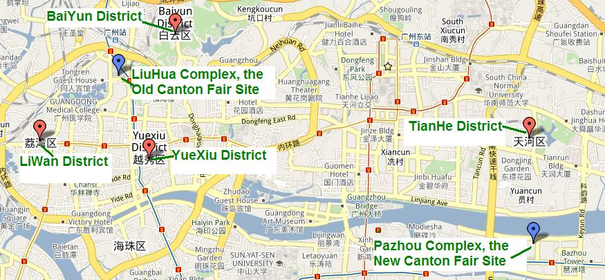 canton fair safety tips